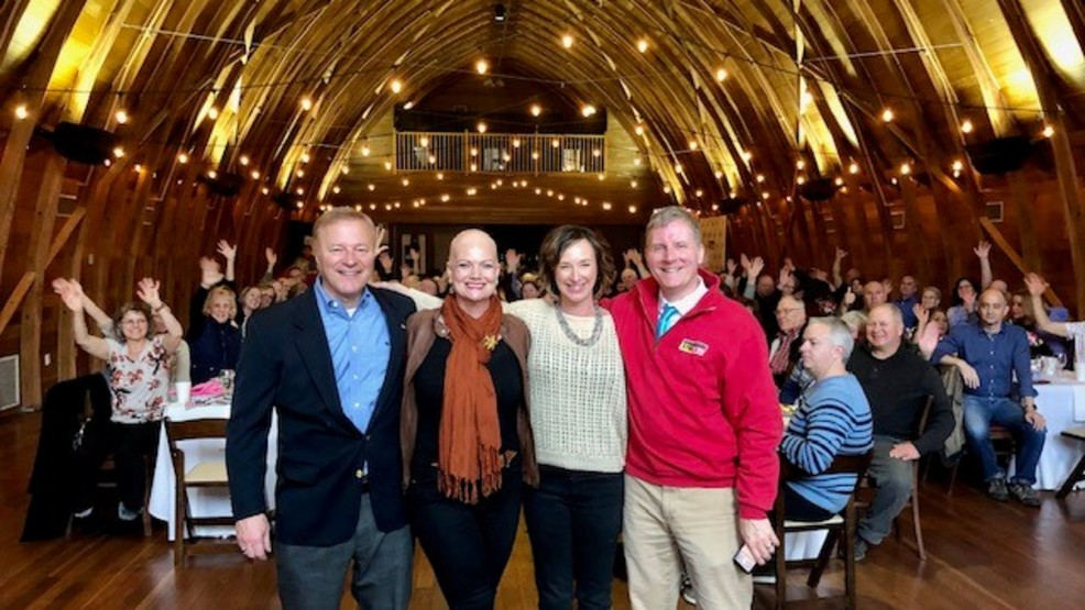 KVI Thanksgiving Brunch raises over $21K for cancer research