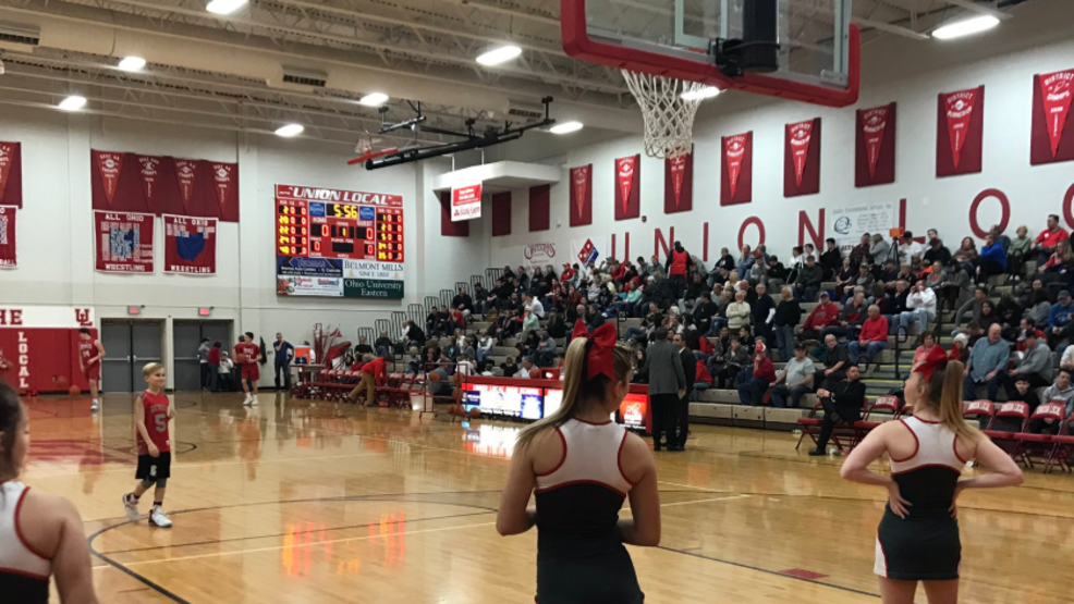 1.11.19 Highlights: St. Clairsville vs. Union Local - Boys' high school basketball