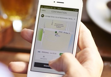 Uber makes it easier to arrange trips for other riders