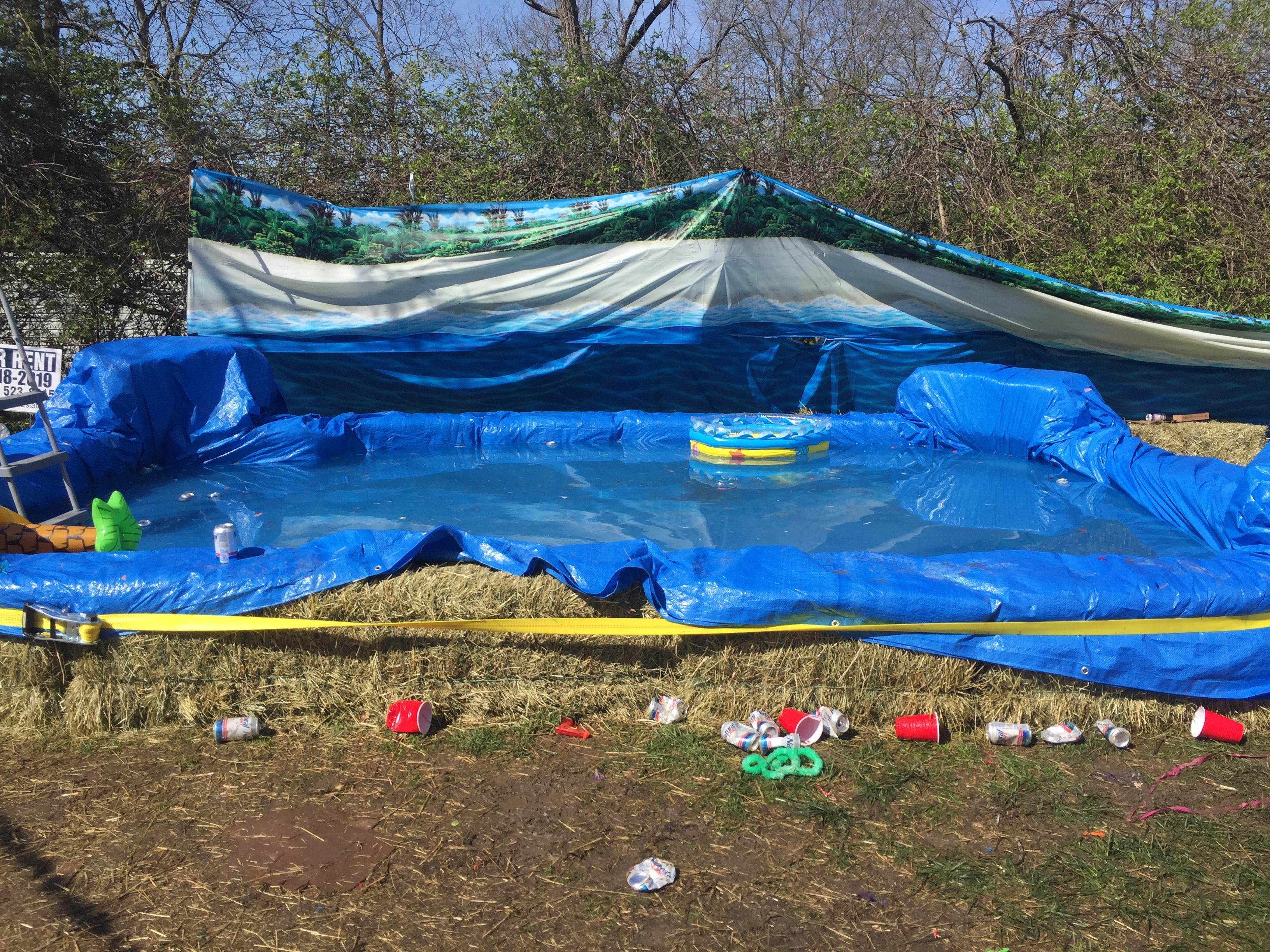 WSU basketball player injured at party off campus while jumping into makeshift pool (Photo courtesy Oxford Police)