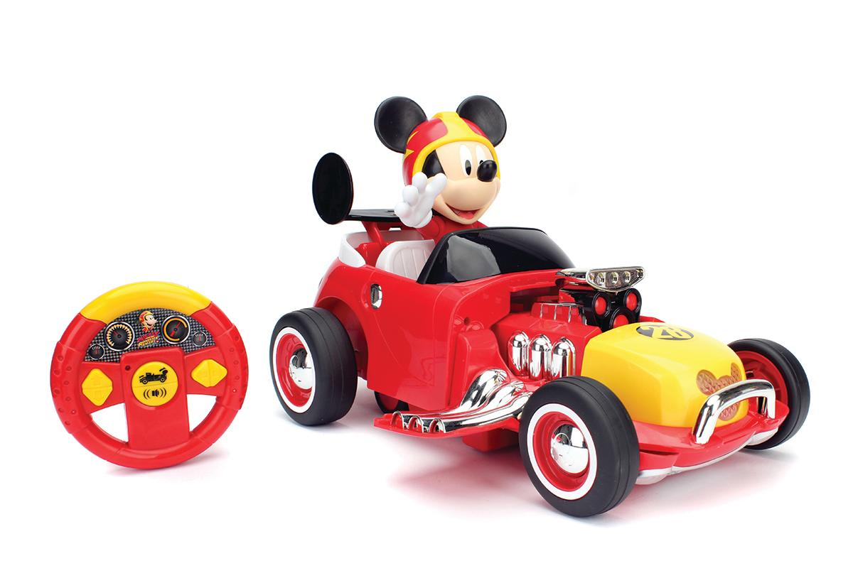 Mickey Transforming Roadster Racer/Photo courtesy of the Toy Insider