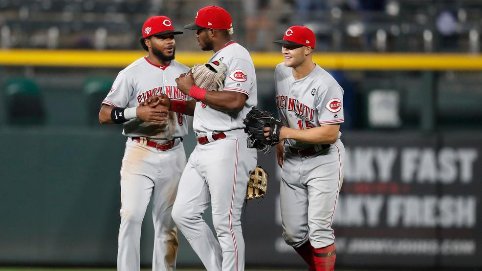 Ervin ties Reds record in win over Rockies; update on Wood's second rehab start