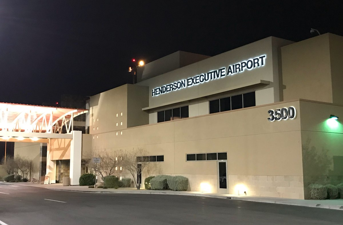 Henderson Executive Airport could see boost from Raiders facility (KSNV)<p></p>