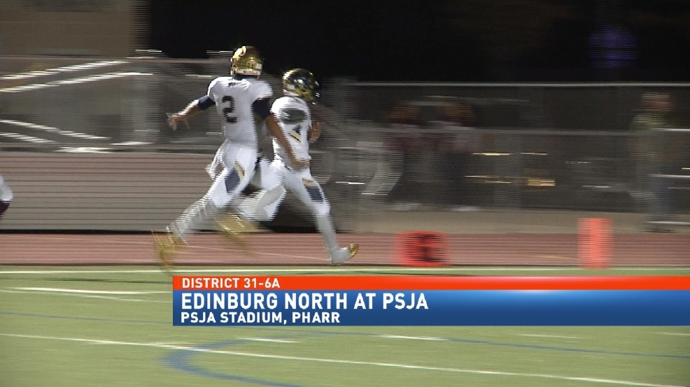 Big Plays Propel Edinburg North Past PSJA, Towards Playoffs