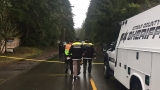 Man found dead on Kitsap County road, investigation underway