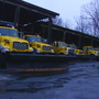 DOT crews in WNC are ready for latest round of winter weather