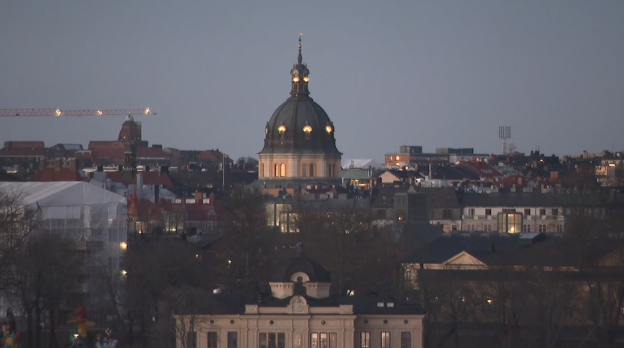 A view overlooks the city of Stockholm, Sweden. (Sinclair Broadcast Group)