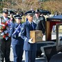 Juveniles Honor Unclaimed Veteran with Burial Urn