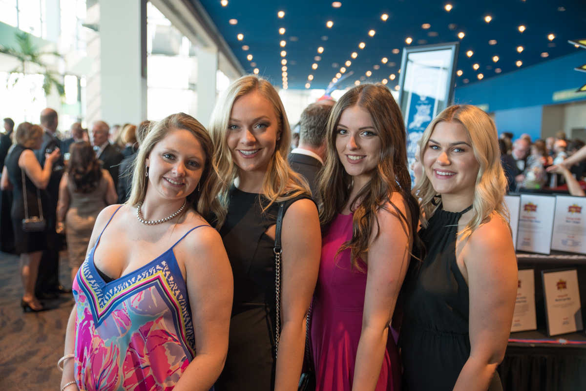 People: Grace Stein, Rachel Seamon, Shea Feeney, and Natalie Giazon / Event: JDRF Gala (5.13.17) / Image: Sherry Lachelle Photograph // Published: 5.31.17