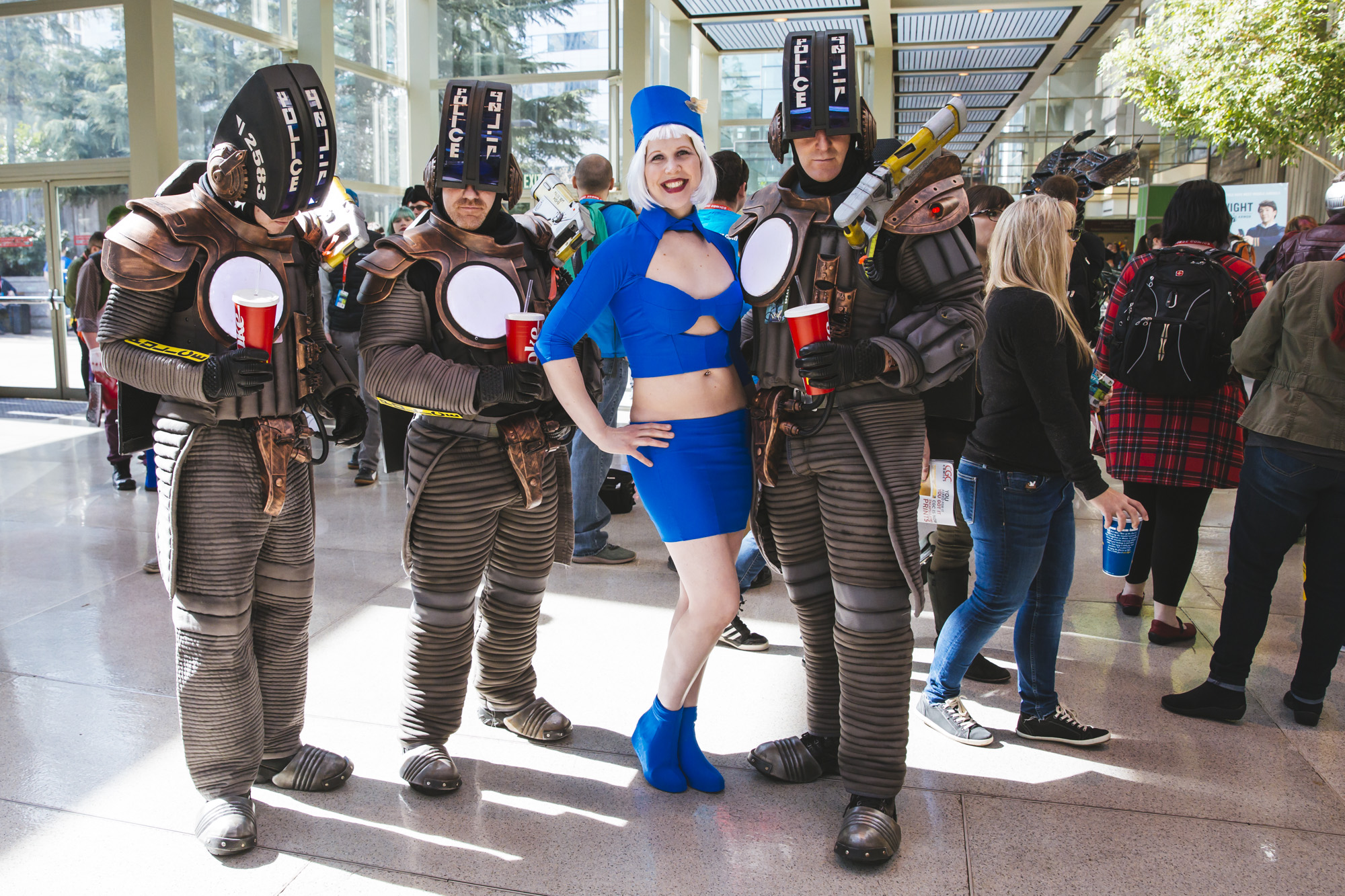 <p>Emerald City Comic Con is the largest comic book and pop culture convention in the Pacific Northwest. Thousands come to the Washington State Convention Center in Seattle for 4 days of cosplay, comic books, celebrities, panels and more. This year, they're expecting upwards of 95,000 people! Today, (March 15, 2019) marks the halfway point of ECCC. (Image: Sunita Martini / Seattle Refined){&amp;nbsp;}</p>