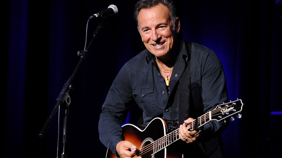 Springsteen, Hudson, Cyrus among rock hall of fame guest list