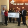 Illini Community Hospital Donates $15,000 to JWCC