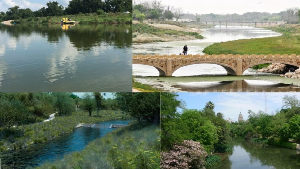 Love to fish? Try the San Antonio River