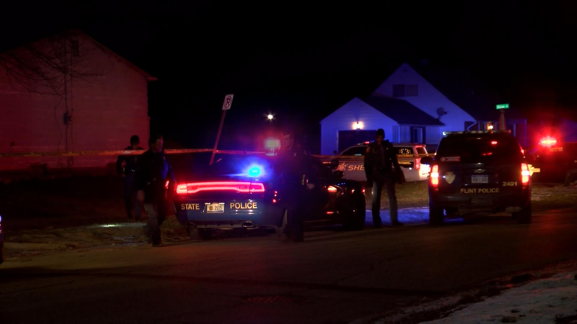 Police are investigating the shooting of a 15-year-old girl (Photo credit: Ian Wood, NBC25/FOX66 News)