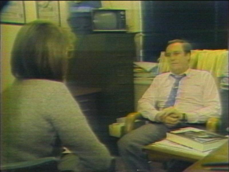 Author Stephen Brill 1983 (KSNV file)
