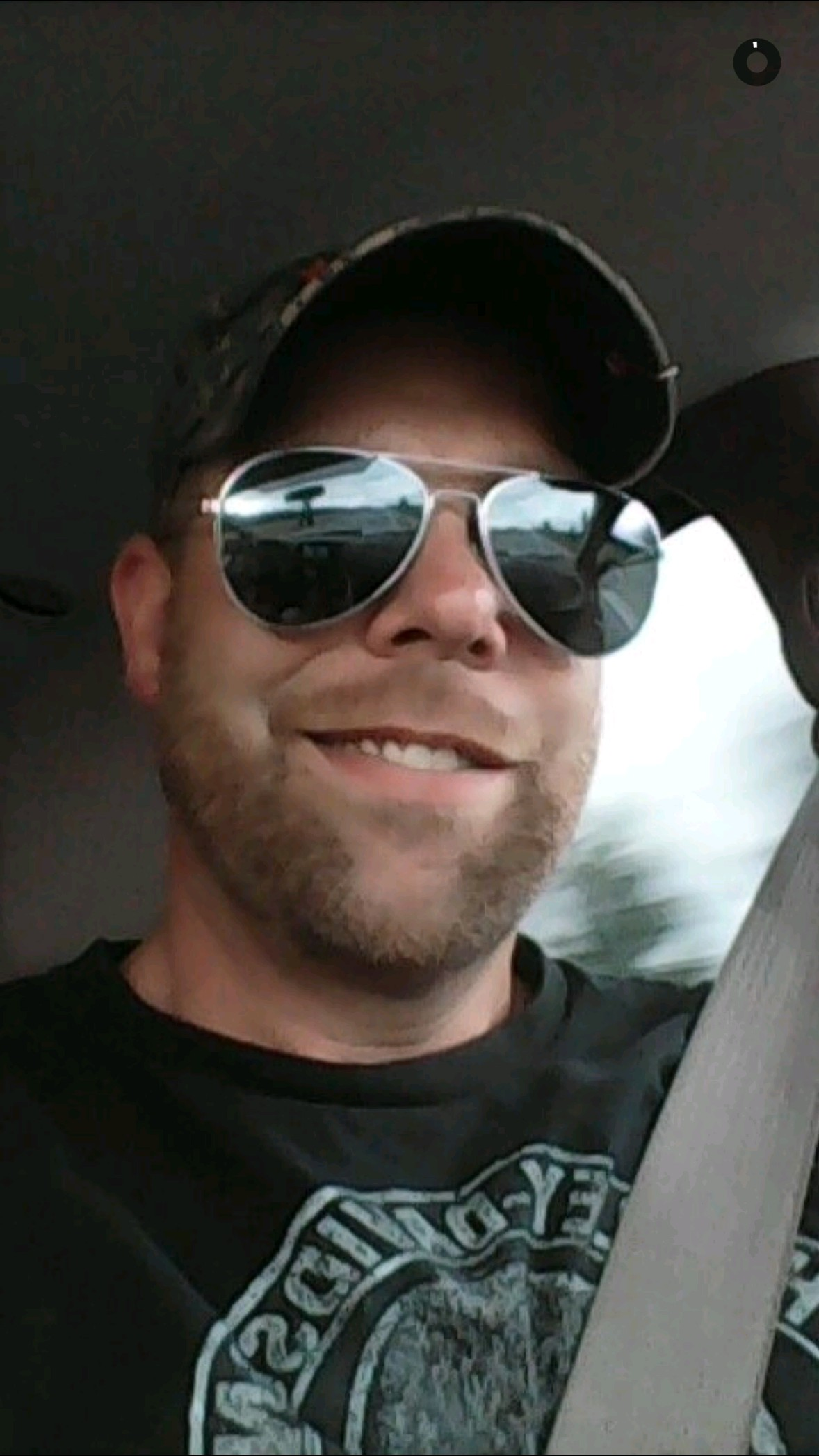 38-year-old Jeremy Leonard of Saginaw died in a motorcycle accident in Bridgeport at the end of July. (Photo credit: Shawna Sykes)