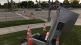 Traffic lights working again at Northland/Meade in Appleton