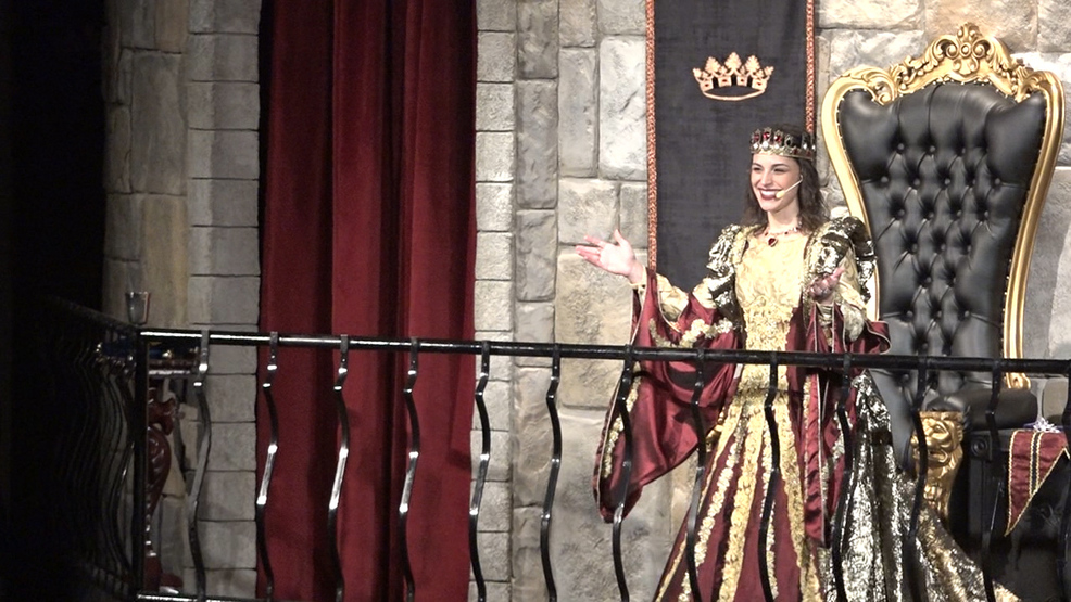 All Hail The Queen: Medieval Times Replaces King With