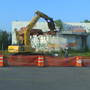 End of an era: Demolition of old Cinema North begins in Mattydale