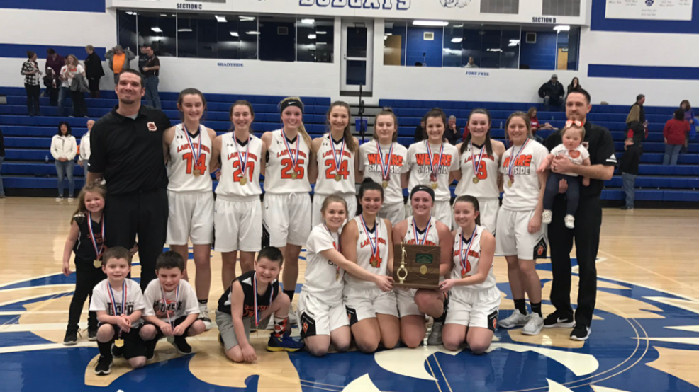 3.2.19. Highlights: Shadyside girls defeats Fort Frye in D4 East District Final