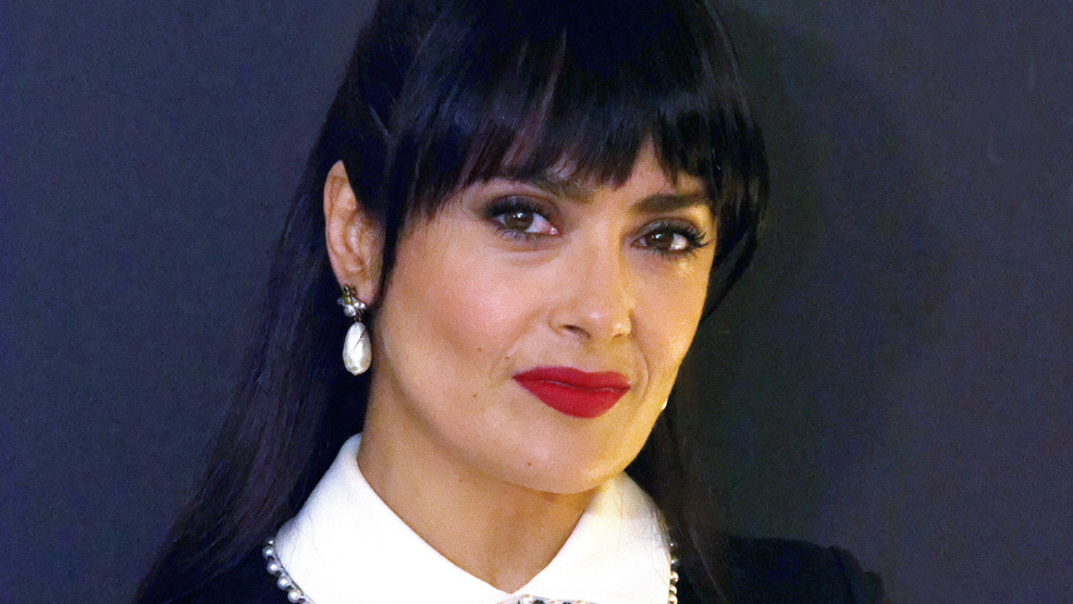 Salma Hayek's sleepless night over Manchester attack