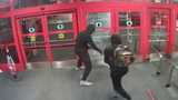 Two teens charged after Target store break-in, police chase