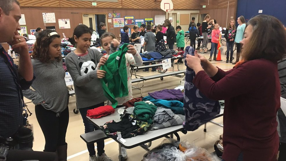 School clothing drive KOMO tHA.jpg