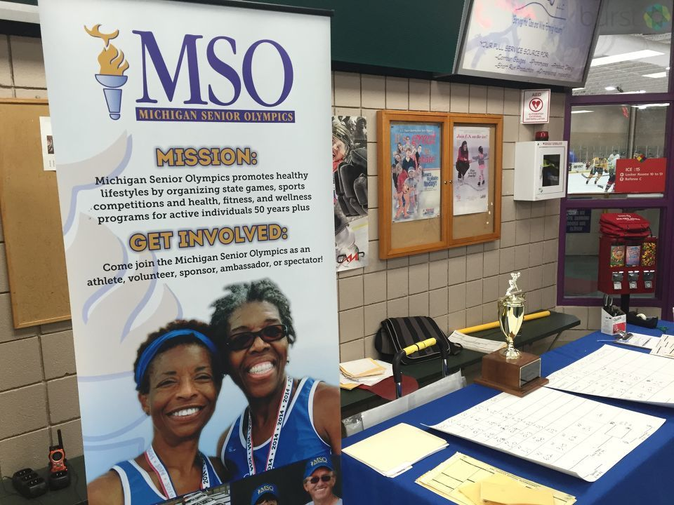 The Michigan Senior Olympics promote healthy living among older adults.{&amp;nbsp;}<p></p>