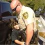 Boy battling cancer meets deputy who paid for his meal in drive-through line