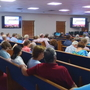 Polk County residents pack public hearing about natural gas facility