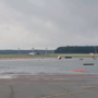 Richmond Airport temporarily closed due to flooding near terminals, heavy rainfall in area