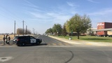 Arvin High School locked down, but no gunman found
