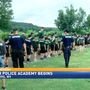 Junior police academy returns to Wellsburg