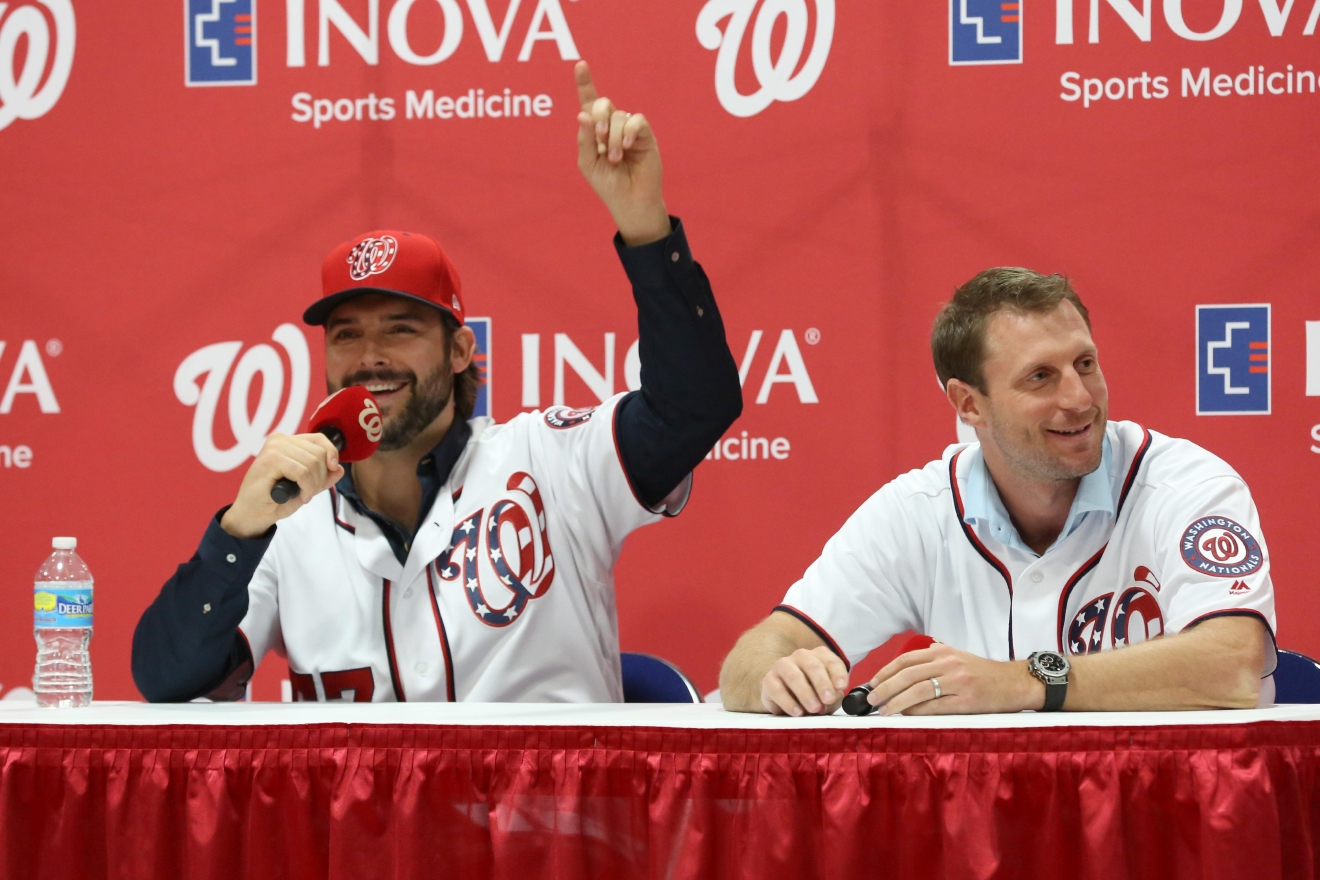 Washington Nationals Winterfest (Amanda Andrade-Rhoades/DC Refined)<p></p>