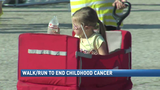 St. Jude run to end childhood cancer at the Battleship