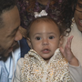 Local little girl featured in viral first hair wash video turns 1