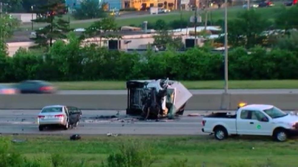 Wrong Way Driver Causes Crash On I 275 Wrgt
