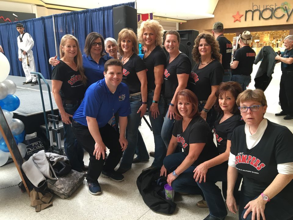 Today at the NBC25 Health Expo, we helped empower families in Saginaw and the surrounding areas to be healthy.( Photo Credit:  Dave Bondy)