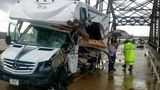 Driver seriously injured when truck and RV collide in Tyler County