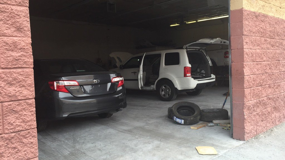 Unlicensed Auto Shops Get Fined By Investigators Ksnv