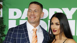 John Cena scores pre-wedding dance lesson from Hugh Jackman