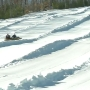 Kids enjoy tubing at Seacoast Adventure during school vacation