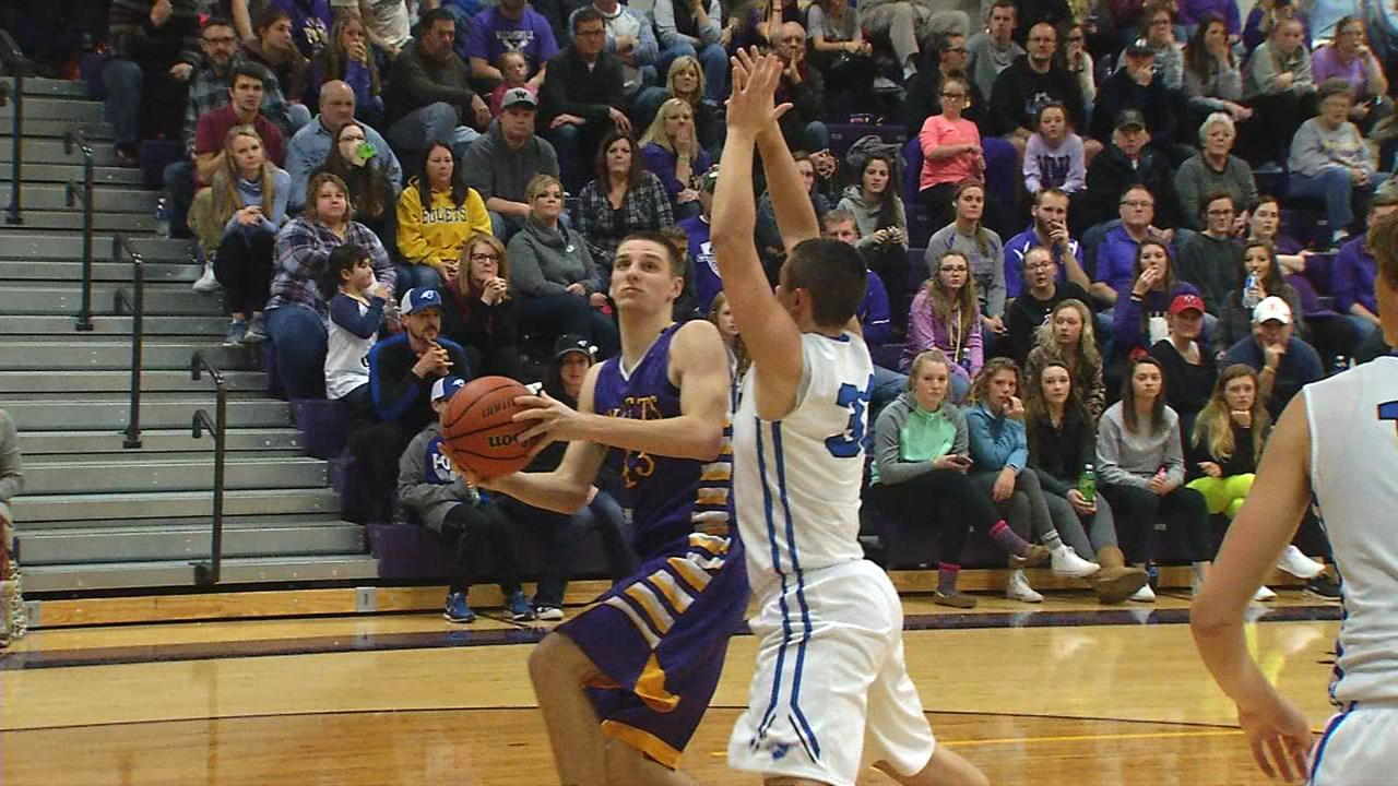 Williamsville books 4th Holiday Championship appearance with 56-44 win over PORTA A/C
