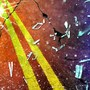 Wilco crash leaves debris in roadway