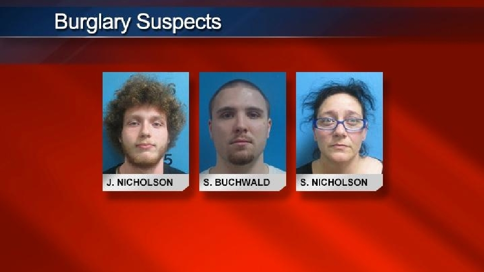 5 Suspects Arrested, 1 Wanted In Monroe County Car Breakins | WGXA