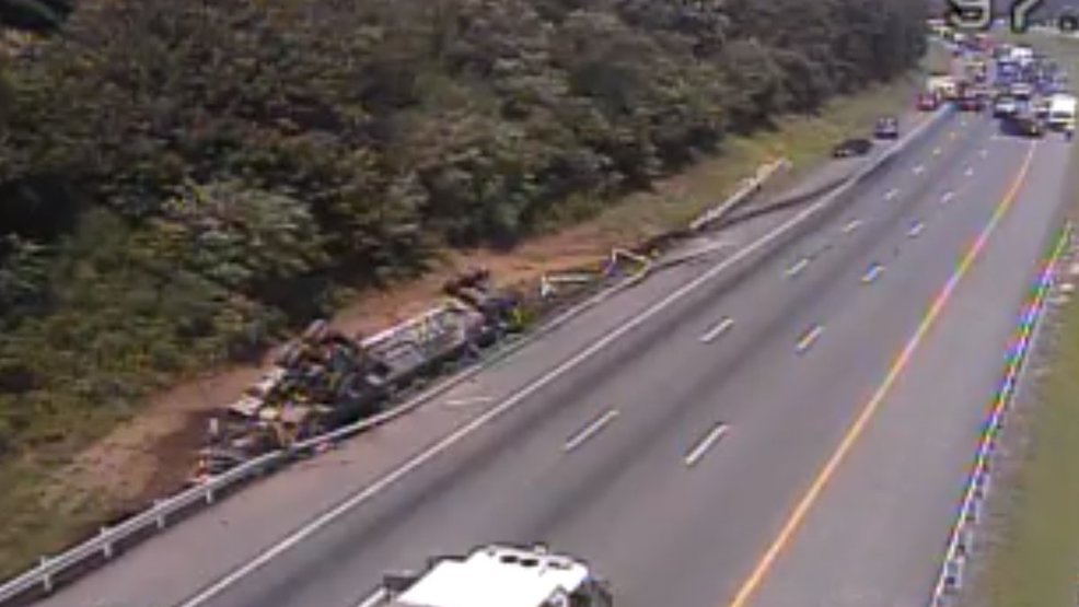Lane closures to continue on 95 in Cecil Co  after fatal