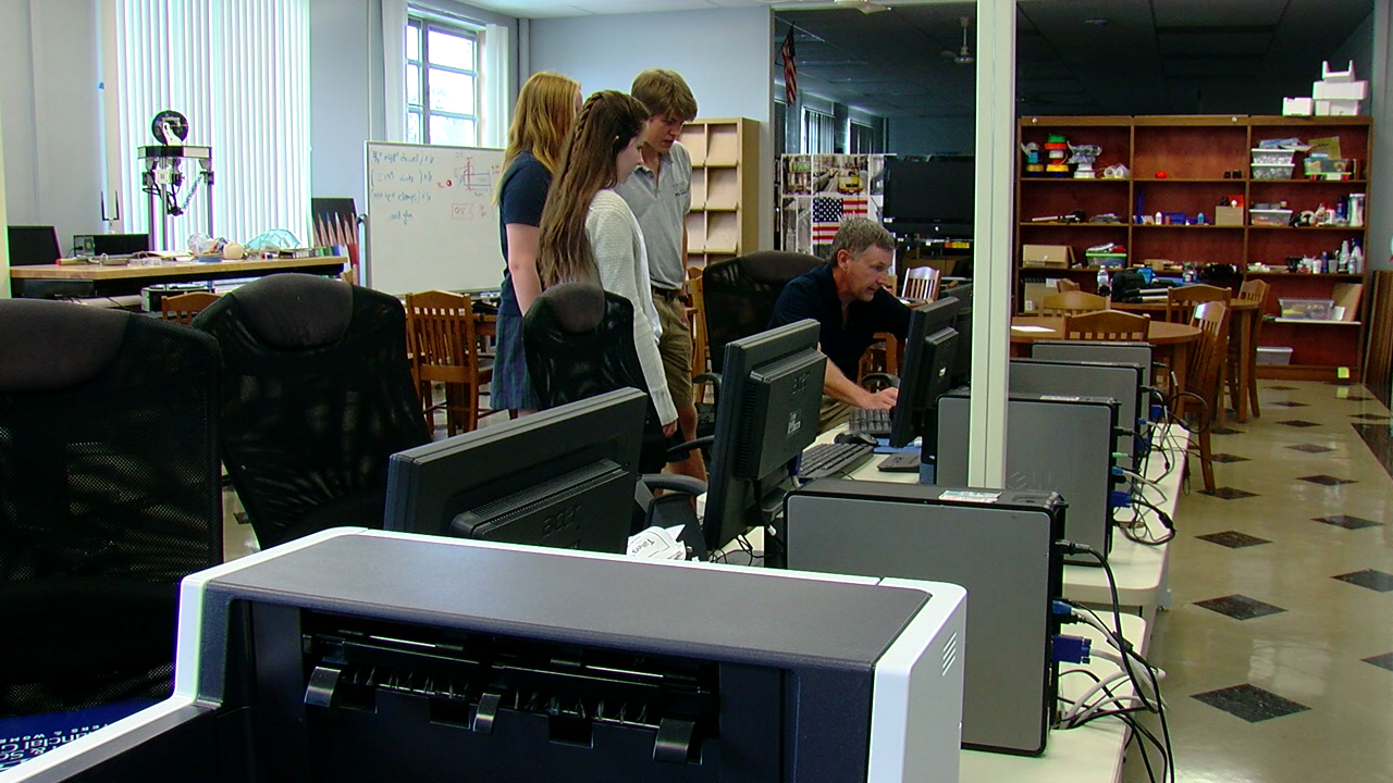 Local teacher chronicles new art form in award winning documentary  (WKRC)
