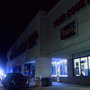Robber on the run after hitting Macon gaming store
