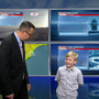 Mini meteorologist for February 21