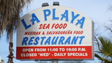 Pesticides, chemicals, and much more lead to a seafood restaurant failing its inspection